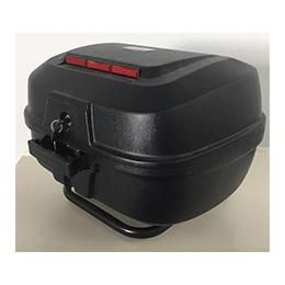 Lockable Rear Hard Case