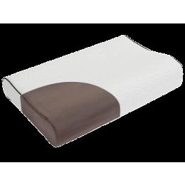 Sensi Select Refresh Bamboo Charcoal Infused Memory Foam Pillow